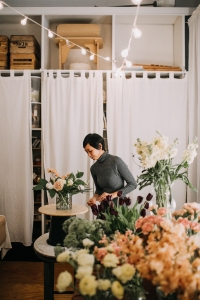 Philadelphia floral workshop